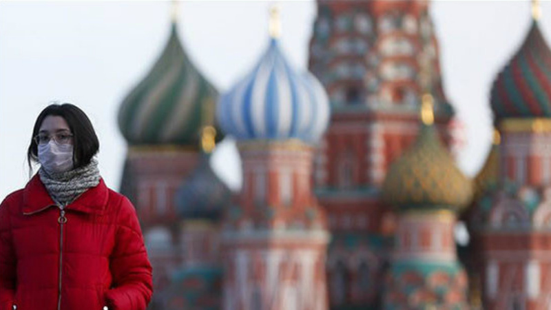 Մոսկվայում կորոնավիրուսով վարակվածների թիվը գերազանցել է 5 հազարը. Gazeta