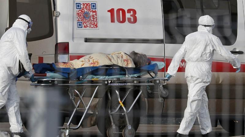 Մոսկվայում մահացել է կորոնավիրուսով վարակված հինգերորդ հիվանդը