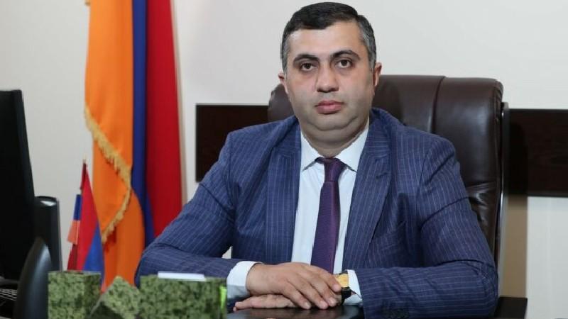 Ռուստամ Մախմուդյանը նշանակվել է վերաքննիչ վարչական դատարանի դատավոր