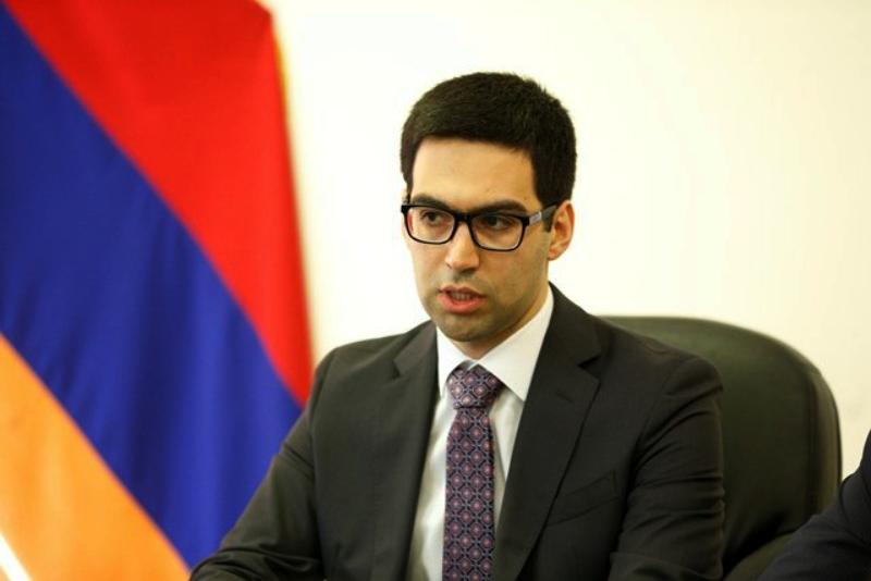 Արդարադատության նախարար Ռուստամ Բադասյանը կայցելի Հաագա