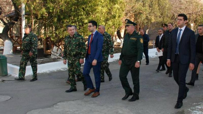 Ռուստամ Բադասյանն այցելել է «Դատապարտյալների հիվանդանոց» ՔԿՀ