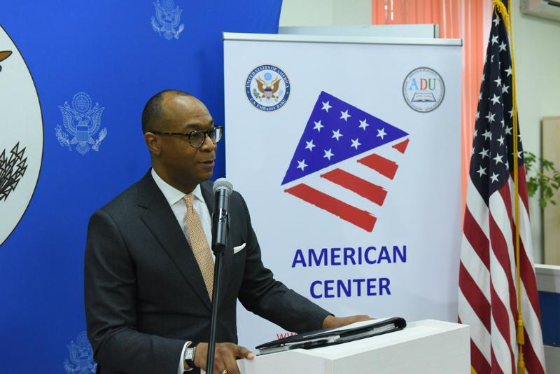 ԱՄՆ-ն կարող է ապագայում ընդունել Հայաստանի և Ադրբեջանի ԱԳ նախարարների հանդիպումը. Ադրբեջանում ԱՄՆ փոխդեսպան