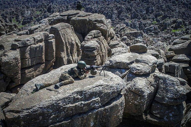 Թուրքիան զինտեխնիկա է կուտակում Իրաքյան Քուրդիստանի հետ սահմանին