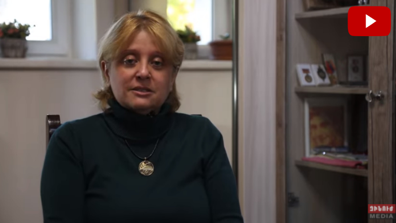 Տղե՛րք, հայրենիքը ձեր կարիքն ունի․ Ադամ Սահակյանի մոր կոչը (տեսանյութ)