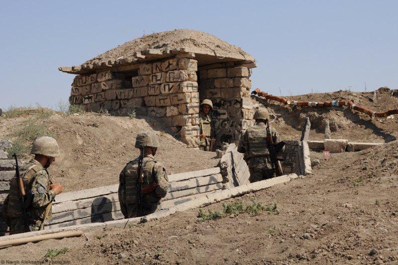 Ադրբեջանի զինուժը հայ դիրքապահների ուղղությամբ արձակել է ավելի քան 2500 կրակոց
