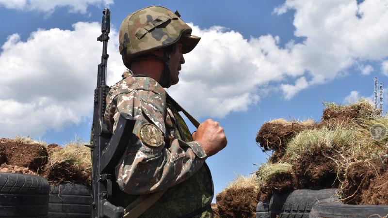 Պաշտպանության նախարարը հրամայել է ոչնչացնել ՀՀ սահմանը հատելու փորձ անող ադրբեջանցի զինվորականներին