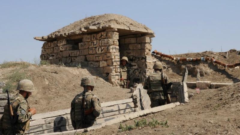 Գիշերվա ընթացքում շփման գծում պահպանվել է հարաբերական անդորր. ՊՆ խոսնակ