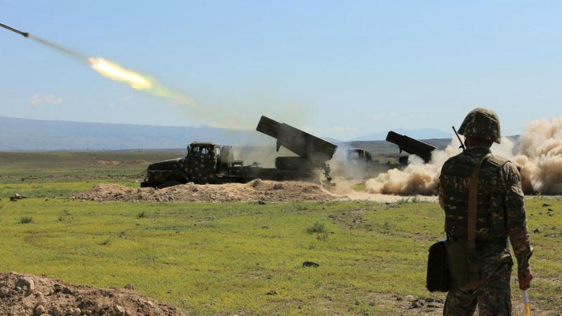ՊԲ մարտիկները հուժկու հակահարվածներով չեզոքացրել են ադրբեջանական զինուժի առաջխաղացման բոլոր փորձերը․ ԱՀ ՊԲ