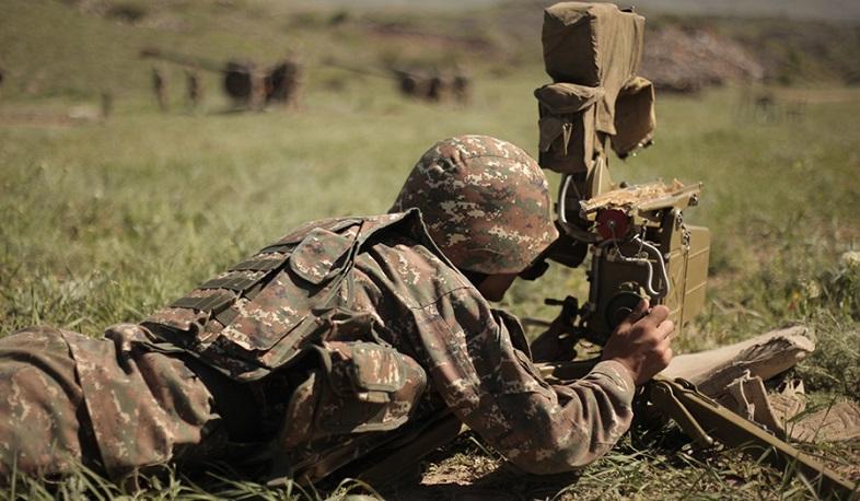 Մերօրյա հերոսներ. մի շարք զինծառայողներ կպարգևատրվեն մեդալներով