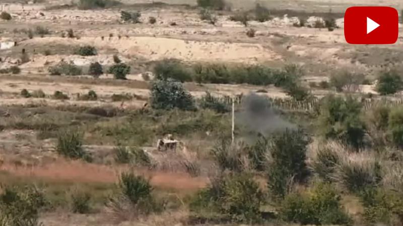 ԱԱԾ-ի սահմանապահ զորքերի նշանակալի հաջողություններն առաջնագծում (տեսանյութ)