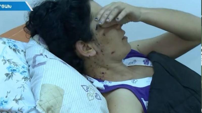 Ադրբեջանի գործողությունների հետևանքով Արցախում 9-ամյա երեխա է զոհվել, մայրը վնասվածքներ է ստացել  (տեսանյութ)