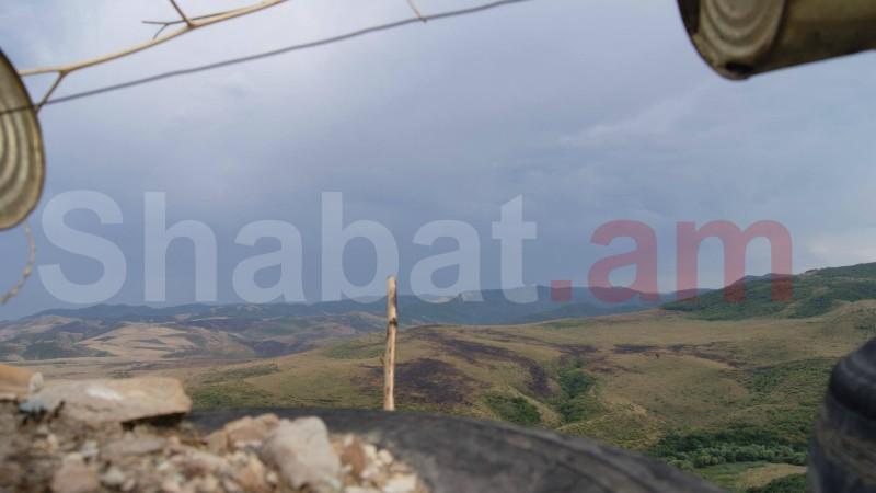 Վերջին մեկ շաբաթվա ընթացքում արցախա-ադրբեջանական հակամարտ զորքերի շփման գոտում հակառակորդն աձակել է շուրջ 2300 կրակոց