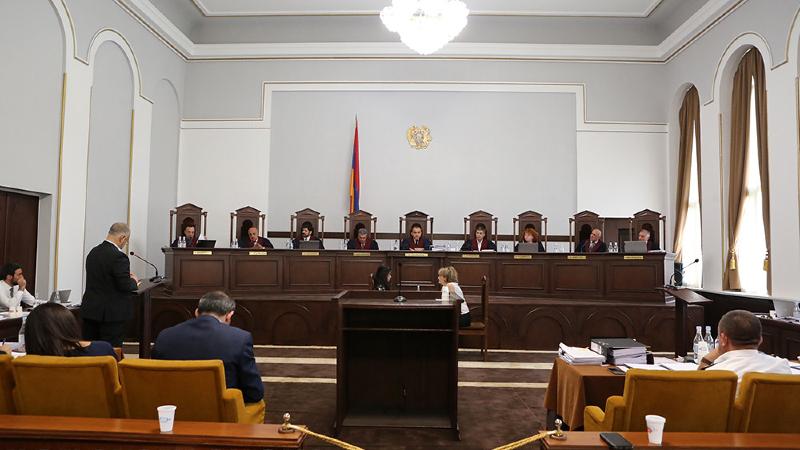 Սահմանադրական դատարանն արտահերթ ընտրությունների արդյունքների հարցով որոշումը կհրապարակի ժամը 21։00-ին