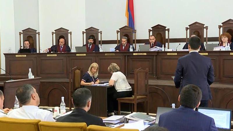 ՍԴ-ն հրապարակեց ԱԺ արտահերթ ընտրությունների հարցով որոշումը
