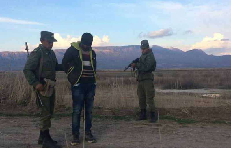 ՌԴ սահմանապահները ձերբակալել են հայ-թուրքական սահմանն ապօրինի հատած Պակիստանի քաղաքացուն