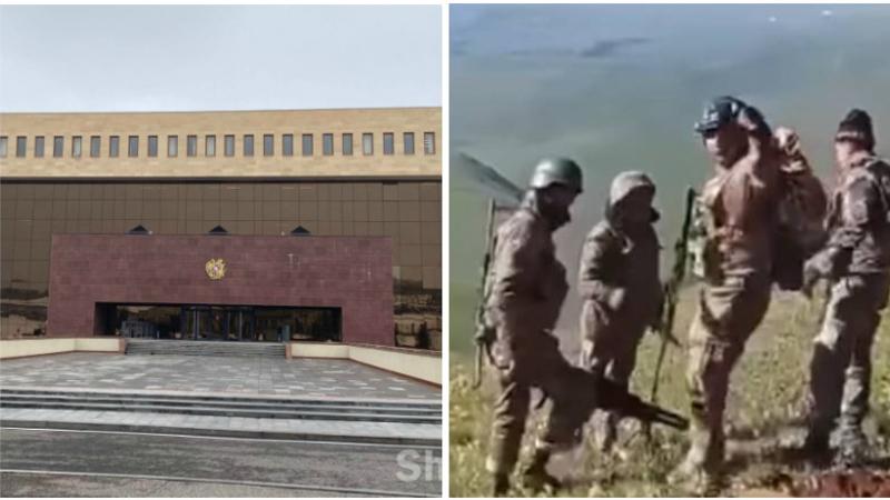 Հայ և ադրբեջանցի զինծառայողների միջև միջադեպի մասին համացանցում տարածվող տեսանյութը հին է. ՀՀ ՊՆ