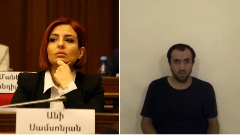 Ադրբեջանական ԶԼՄ-երը տեղեկություն են հայտնում, որ Ներքին Խնձորեսկի բնակիչ Նարեկ Սարդարյանը, որն անհետացել էր օրեր առաջ, իրենց մոտ է. Անի Սամսոնյան