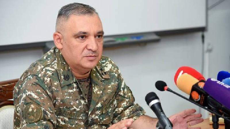 Հայ-ադրբեջանական սահմանին իրավիճակն այս պահին հանգիստ է. Ասատրյան