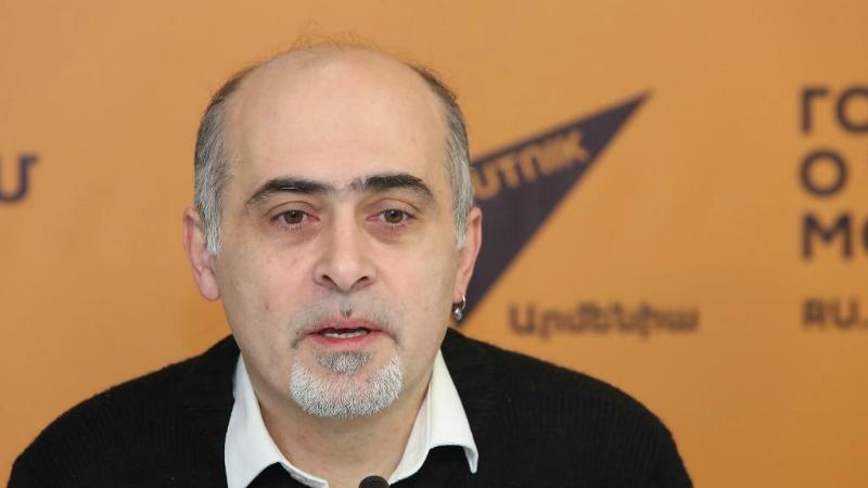 Եթե մեկը մի բան խոսացել ա, դա դեռ չի նշանակում, որ պետք ա սաղին տարածեք․ Սամվել Մարտիրոսյան