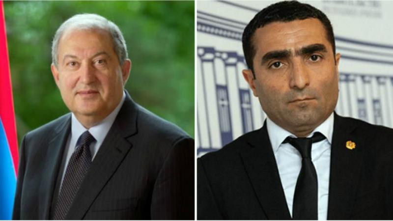 Արմեն Սարգսյանը ստորագրել է Ռոմանոս Պետրոսյանին շրջակա միջավայրի նախարար նշանակելու հրամանագիրը