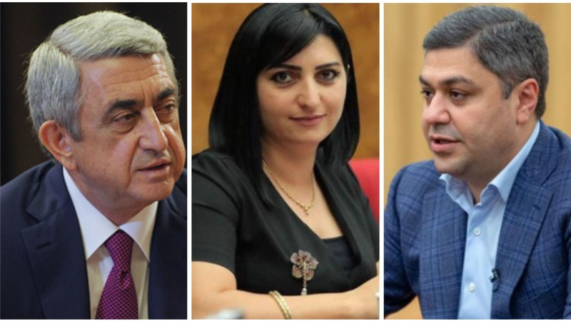 Թագուհի Թովմասյանն արդեն պայմանավորվել է և լինելու է ՀՀԿ-«Հայրենիք» դաշինքի առաջին կինը. Civic.am