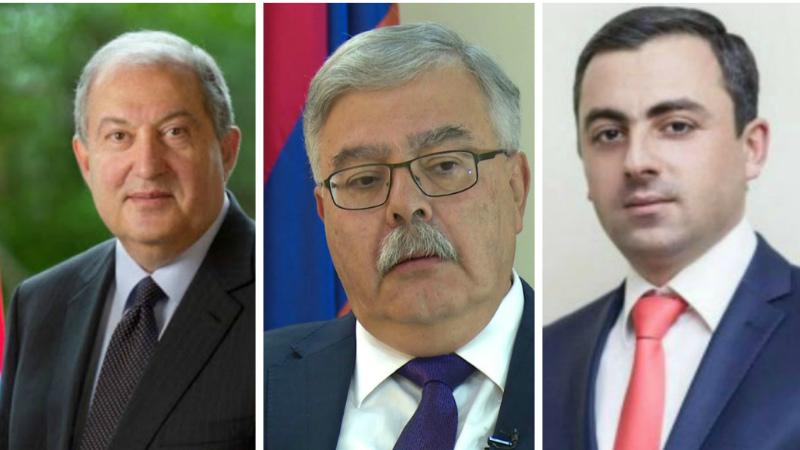 Արմեն Սարգսյանը հանդիպել է ՀՅԴ ղեկավարության հետ