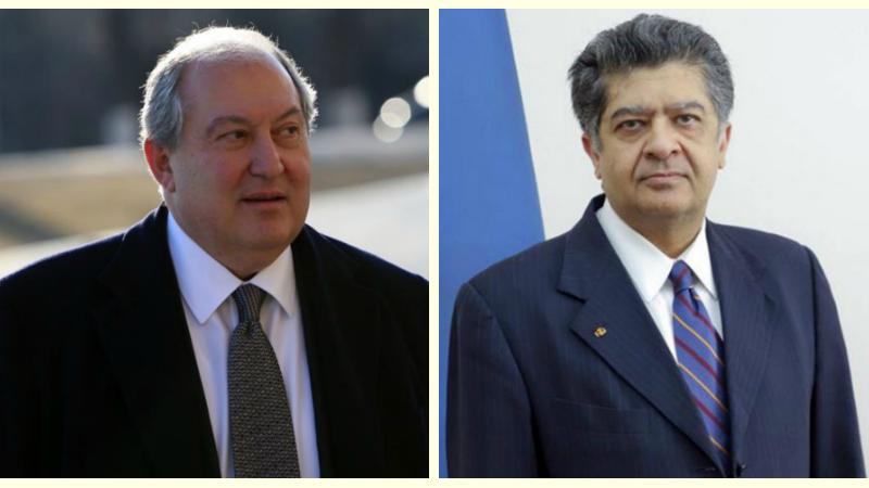 Նոր նշանակում Արմեն Սարգսյանի որոշմամբ