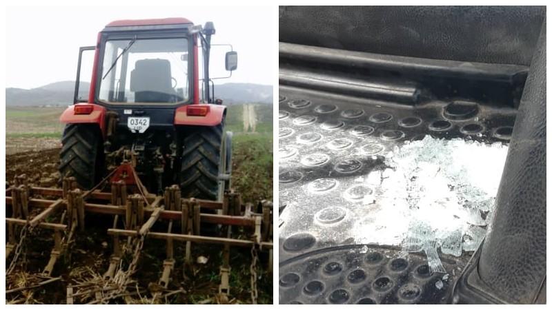 Ադրբեջանցիները կրակել են Սարուշեն գյուղի դաշտերում գյուղատնտեսական աշխատանքներ կատարող բնակիչների ուղղությամբ