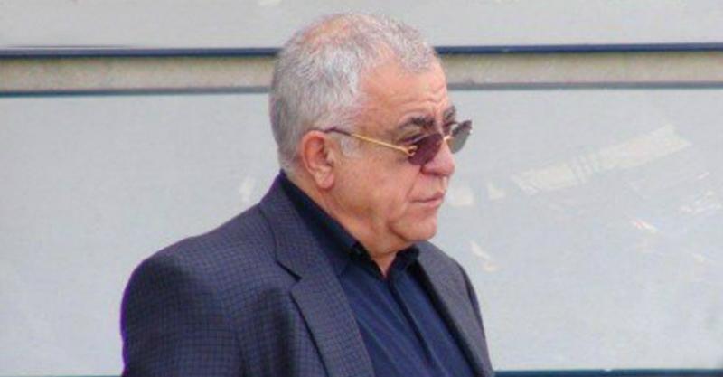 Սաշիկ Սարգսյանը Երեւանում մասնակցել է որդու դատավարությանը