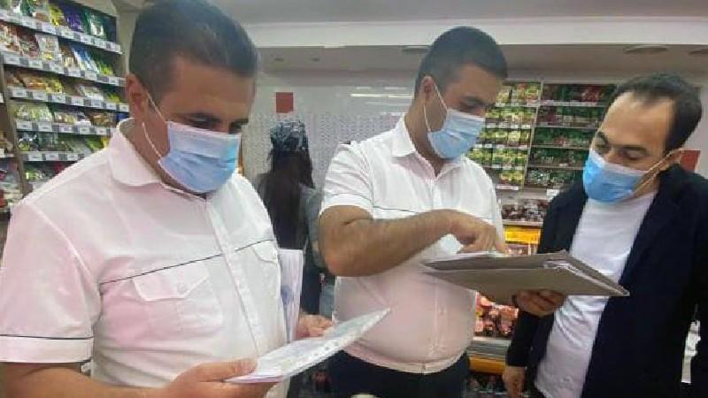 ՍԱՏՄ-ն ստուգայց է իրականացրել Կենտրոն վարչական շրջանի սուպերմարկետներում