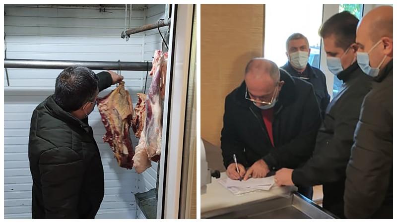 Գորիսում հայտնաբերվել է ոչ սպանդանոցային ծագման 22 կգ. միս․ ՍԱՏՄ