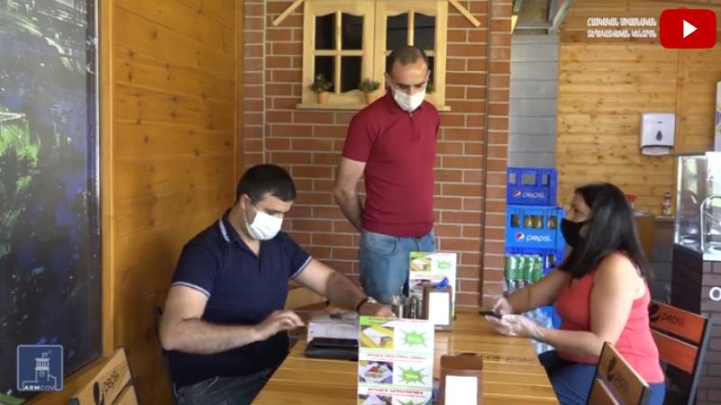 ՍԱՏՄ մասնագետները ստուգայցեր են իրականացրել Մալաթիա-Սեբաստիա վարչական շրջանում (տեսանյութ)