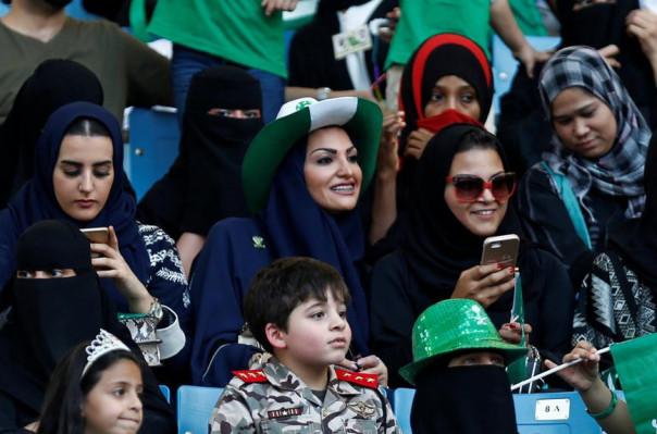 Սաուդյան Արաբիայում կանայք այսուհետ կկարողանան ներկա գտնվել ֆուտբոլային հանդիպումներին