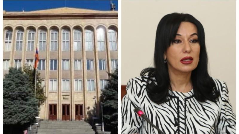ՍԴ-ն գտել է, որ Նաիրա Զոհրաբյանին հանձնաժողովի նախագահի լիազորություններից զրկելը Սահմանադրությանը համապատասխան է