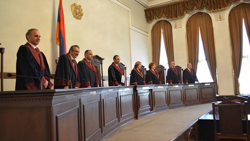 ՍԴ նախագահին և դատավորներին փոխարինելու օրինագծում փոփոխություններ են կատարվել