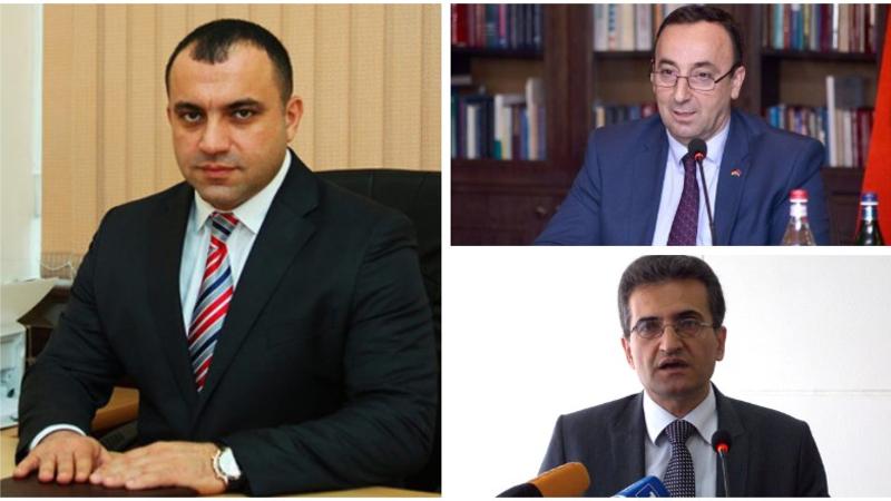 Հրայր Թովմասյանի նախկին խորհրդականներից ևս մեկը դատի է տվել ՍԴ նախագահին