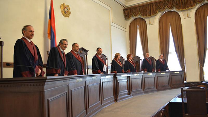 Այսօր ՍԴ դատավորների վաղաժամ կենսաթոշակի իրավունքից օգտվելու հնարավորության վերջին օրն էր․ որևէ դատավոր դիմում չի ներկայացրել