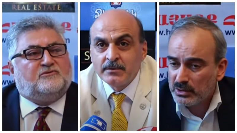 Ժիրայր Սէֆիլյանի, Արա Պապյանի և Վահե Գասպարյանի ասուլիսը (տեսանյութ)