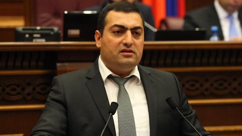 ԱԺ «Իմ քայլը» խմբակցության պատգամավոր Սերգեյ Ատոմյանը հրաժարականի դիմում է ներկայացրել