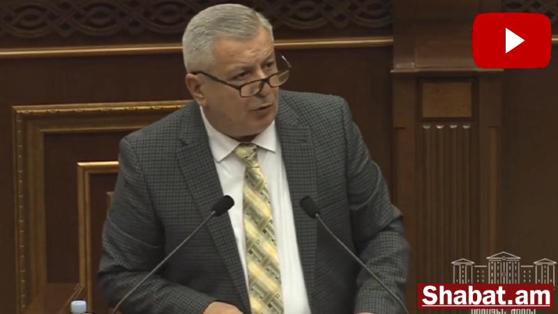 Նախորդ իշխանությունները Ամուլսարի շահագործման անօրինական որոշումներ են կայացրել. Սերգեյ Բագրատյան (տեսանյութ)