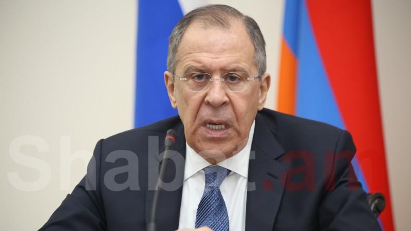 Արևմուտքը թշնամական վերաբերմունք ունի ՌԴ-ի ու Բելառուսի նկատմամբ. Լավրով