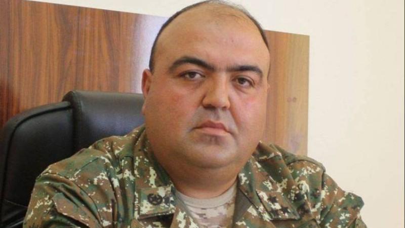 Զոհվել է Արցախի հերոս գնդապետ Սերգեյ Շաքարյանը