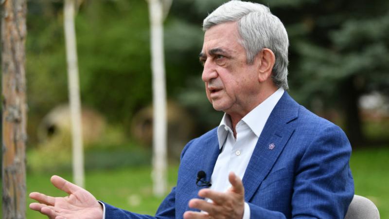 Սերժ Սարգսյանի համոզմամբ՝ այն, ինչ տեղի է ունեցել 2018 թվականի ապրիլին Հայաստանում, տեղի է ունեցել դրսի մեծ ուժերի աջակցությամբ