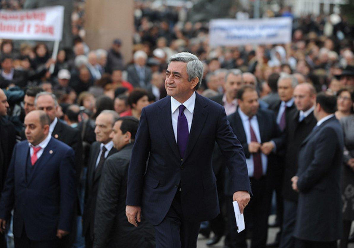 ՀՀԿ-ն կքննարկի կուսակցության ղեկավարի պաշտոնից Սերժ Սարգսյանին հեռացնելու հարցը