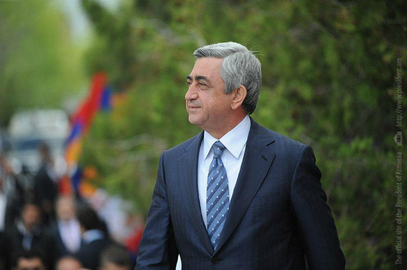 Սերժ Սարգսյանը մեկուսացել է, բայց արտերկրի հետ կապը չի կորցրել. «Հրապարակ»