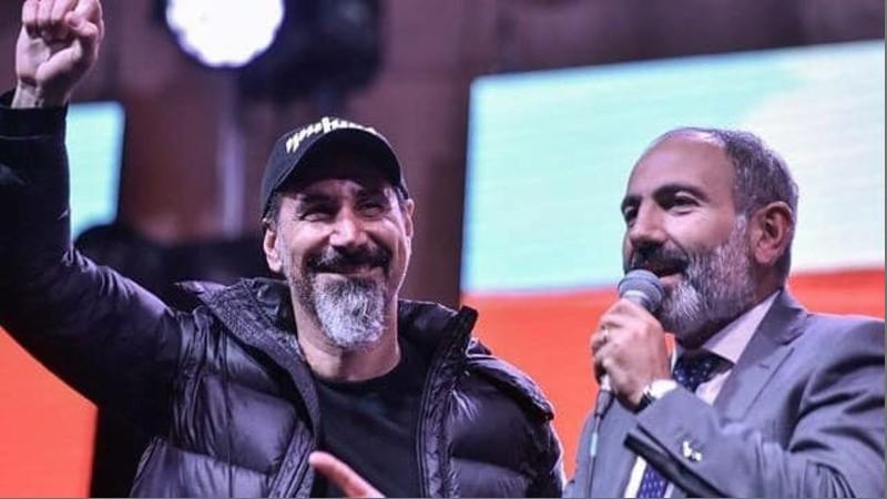 Սերժ Թանկյանն իր աջակցությունն է հայտնել Նիկոլ Փաշինյանին