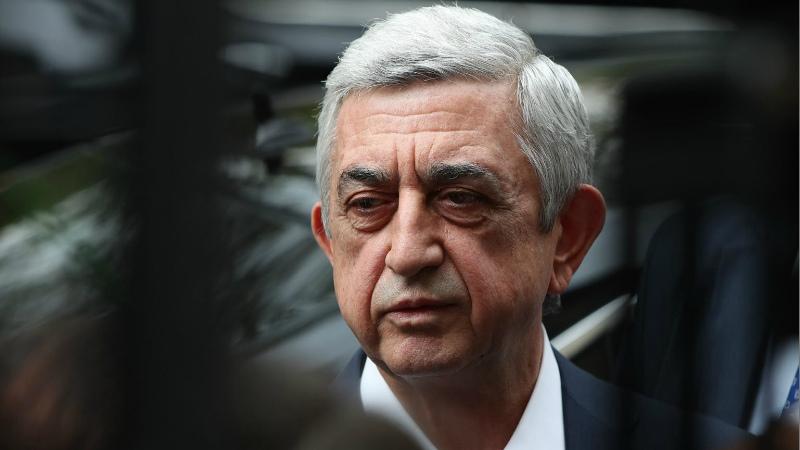 ՀՀԿ-ն զադնի է դնում. Սերժ Սարգսյանը անիմաստ է համարում վարչապետի հրաժարականի պահանջը. «Ժամանակ»