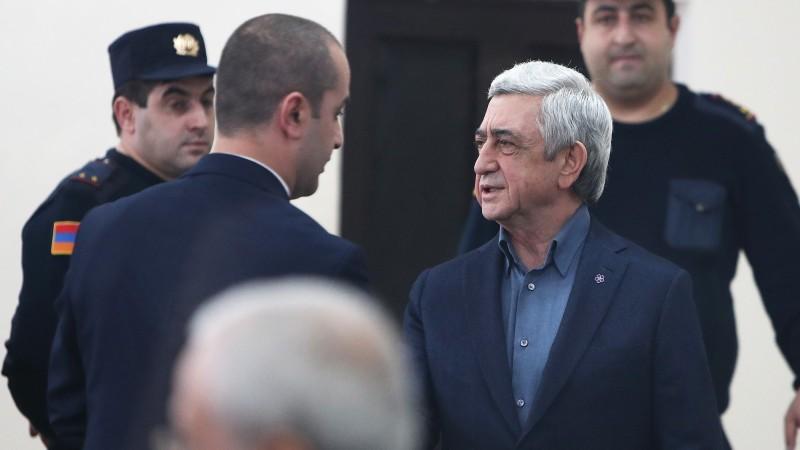 Սերժ Սարգսյանի և մյուսների գործով դատական նիստը հետաձգվեց