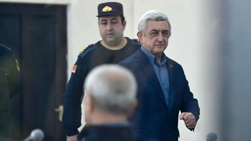 Դատարանը մերժել է Սերժ Սարգսյանի պաշտպանների միջնորդությունը՝ նրա նկատմամբ ընտրված խափանման միջոցը վերացնելու վերաբերյալ