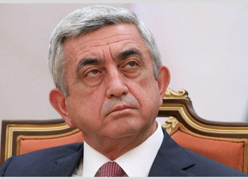 Ե՞րբ կխոսի Սերժ Սարգսյանը. «Հրապարակ»